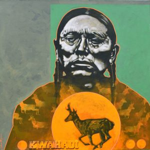 Antelope Chief - Quanah by