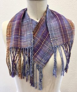 Handwoven Scarf $90 by