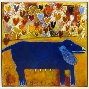 Heart Dog: True Blue by
