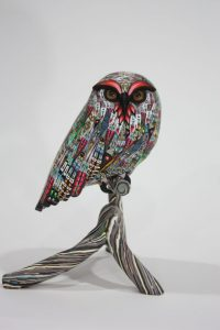 Red Owl by