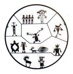 Petroglyph Circle by