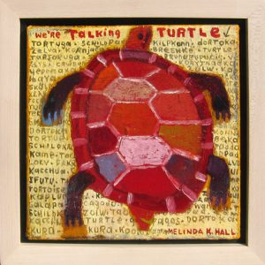We're Talking Turtle by