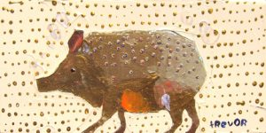 Sparkling Javalina by