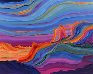 Rainbow Canyon by