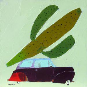 Speedy Saguaro by