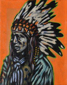 Cheyenne Warbonnet by