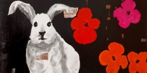 Warhol's Rabbit by