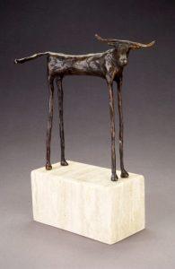 Leery Steer by