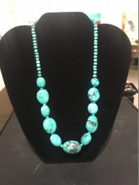 Turquoise Necklace Lucy Gaynor $150