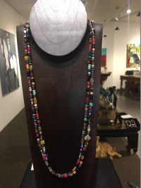 Treasure Necklace - 2 strands small beads Lucy Gaynor  $240