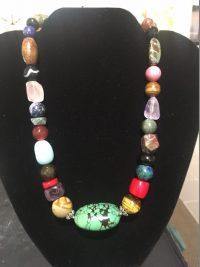 Treasure Necklace Lucy Gaynor  $90