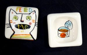 Feed Me Ring Box  #2031 by