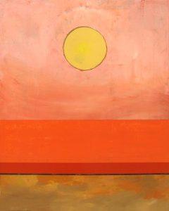 Desert Sunset by
