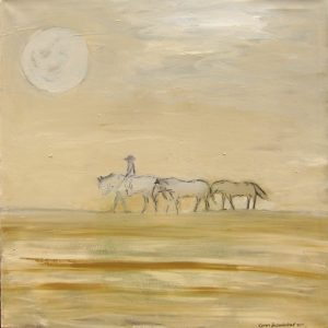 The Desert Ride by