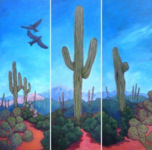 Desert Sentinels by