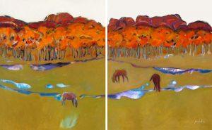 High Desert Autumn by