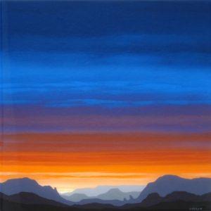 Southwest Sunrise II by