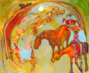 Monarch Dreams by