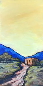 Blue Mountains by