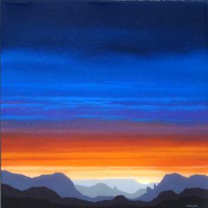 Southwest Sunrise I by