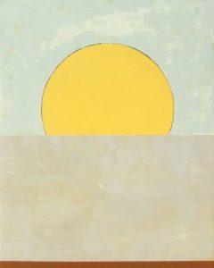 Serene Sun by