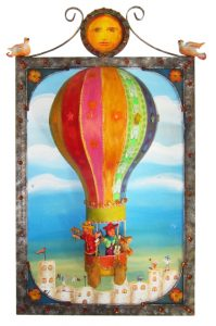 Balloon Sculpture by