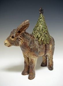 Interfaith Donkey by