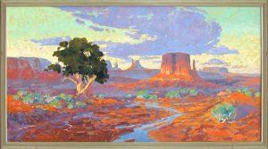 Navajo Land by