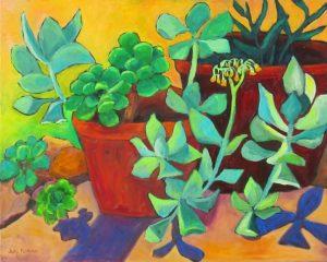 Susan's Succulents by